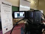 NovelJam 2018 配信カメラ